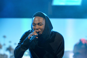 Kendrick Lamar State Farm All-Star Saturday Night - NBA All-Star Weekend 2014