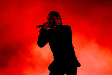 Kendrick Lamar 2017 Coachella Valley Music and Arts Festival - Weekend 2 - Day 3