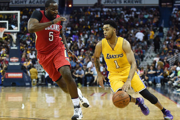 Kendrick Perkins Los Angeles Lakers v New Orleans Pelicans