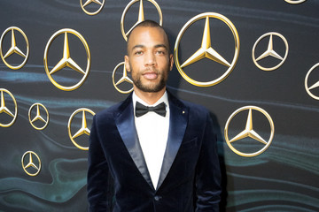 Kendrick Sampson Mercedez-Benz USA's Official Awards Viewing Party - Arrivals