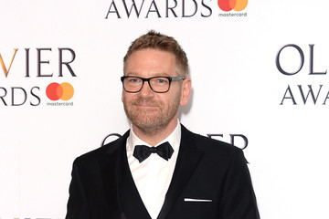 Kenneth Branagh The Olivier Awards 2017 - Winners Room