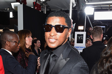 Kenneth Edmonds The 57th Annual GRAMMY Awards - Red Carpet