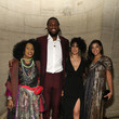 Kenneth Faried 'The Bloomberg 50' Celebration In New York City - Inside