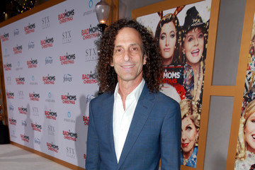 Kenny G Premiere Of STX Entertainment's 'A Bad Moms Christmas' - Red Carpet