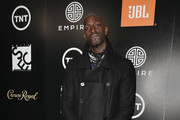 Kevin Garnett gets the party started on the red carpet at his 9th annual All-Star Bash presented by JBL on February 15, 2019 in Charlotte, North Carolina.