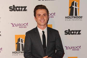 Kenny Wormald 15th Annual Hollywood Film Awards Gala Presented By Starz - Arrivals