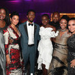 Kenric Green 49th NAACP Image Awards - After Party