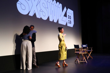 Kent Alterman Abbi Jacobson Comedy Central's 'Broad City' Series Finale Screening At SXSW In Austin, TX
