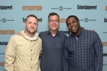 Kent Alterman Comedy Central & Entertainment Weekly Host An Exclusive Screening Of 'Detroiters' Starring Sam Richardson And Tim Robinson At Time Inc. Studios In NYC
