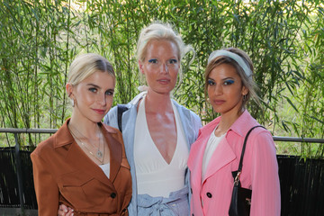 Kenya Kinski-Jones Celebrities At Marc Cain Fashion Show - Berlin Fashion Week Spring/Summer 2020