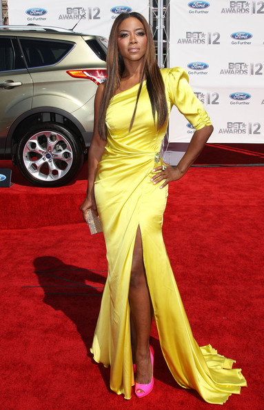 Bet Awards 12 Arrivals