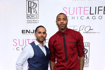 Kenyon Martin Suite Life Welcome The BIG 3 NBA Veterans To Chicago