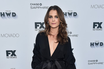 Keri Russell Vanity Fair and FX's Annual Primetime Emmy Nominations Party - Arrivals