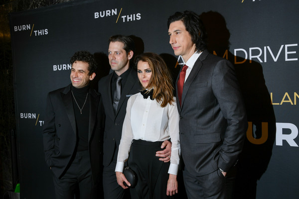 Keri Russell and Adam Driver Photos - 1 of 14