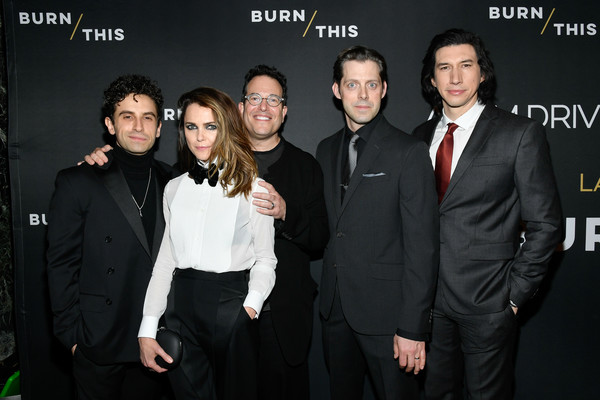 Keri Russell and Director Michael Mayer Photos - 1 of 2