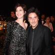 Charlotte Gainsbourg and Yvan Attal