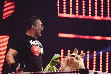 Kermit 10th Anniversary Of WWE Tribute To The Troops