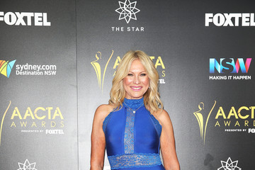 Kerri-Anne Kennerley 6th AACTA Awards Presented by Foxtel | Red Carpet Arrivals