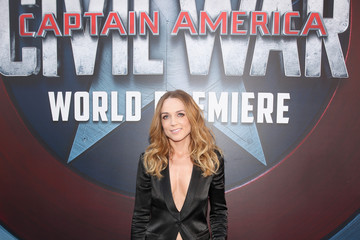 Kerry Condon The World Premiere of Marvel's 'Captain America: Civil War' - Red Carpet