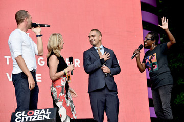 Kerry Kennedy 2018 Global Citizen Festival: Be The Generation - Show