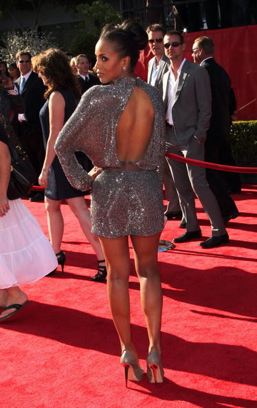 Kerry Washington Actress Kerry Washington arrives at The 2011 ESPY Awards at Nokia Theatre L.A. Live on July 13, 2011 in Los Angeles, California.