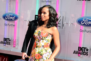 Kerry Washington BET AWARDS '14 - Arrivals
