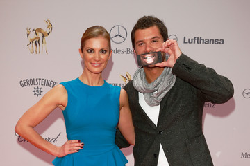 Kerstin Linnartz Stars at the Tribute to Bambi in Berlin