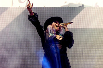 Kesha 2016 Coachella Valley Music and Arts Festival - Weekend 1 - Day 2