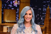 Kesha Visits 'The Tonight Show'