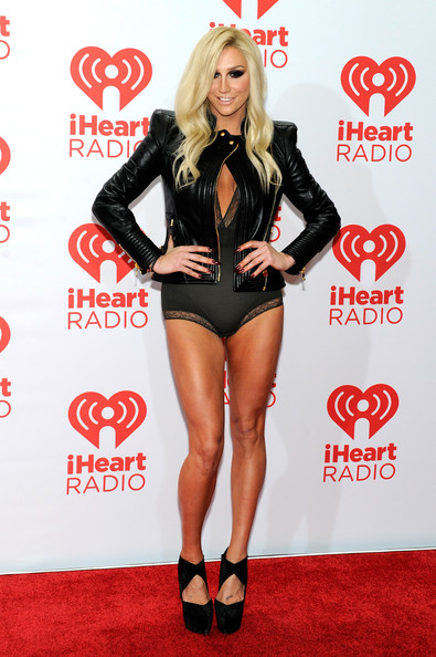 Ke$ha: iHeartRadio Ultimate Pool Party Concert Performer!: Photo ...