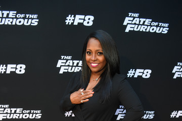 Keshia Knight Pulliam 'The Fate of the Furious' Atlanta Red Carpet Screening and After Party Hosted by Ludacris