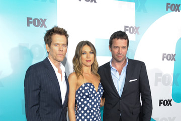 Natalie Zea and kevin bacon