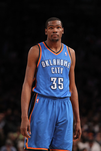 kevin durant okc thunder. Kevin Durant Kevin Durant of