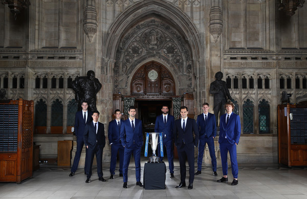 World's Best Tennis Players Launch Nitto ATP Finals At Houses Of Parliament