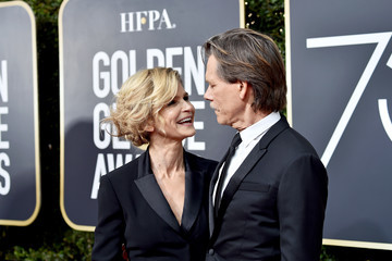 Kevin Bacon 75th Annual Golden Globe Awards - Arrivals