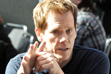 Kevin Bacon New York Comic Con: Day 4