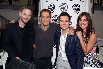 Kevin Bacon Shawn Ashmore Warner Bros. At Comic-Con International 2014