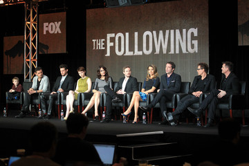 Kevin Bacon Shawn Ashmore 2013 Winter TCA Tour - Day 5