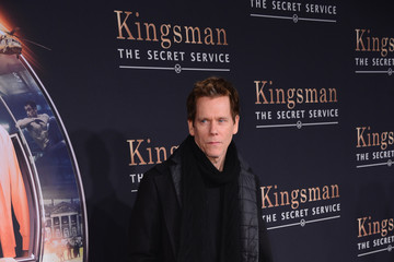 Kevin Bacon 'Kingsman: The Secret Service' Premieres in NYC