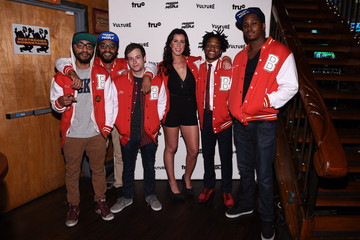 Kevin Barnett NYMag, Vulture + TruTV Celebrate the Premiere of 'Friends of the People'
