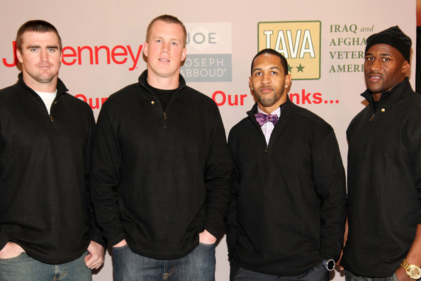 """JOE Joseph Abboud, JCPenney, and IAVA Celebrate """"Welcome Home Joe"""" with """"Combat to Career"""" Event to Benefit Veterans"""