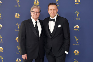 Kevin Brown 70th Emmy Awards - Arrivals