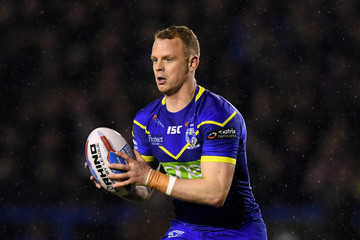 Kevin Brown Warrington Wolves Vs. St Helens - Betfred Super League