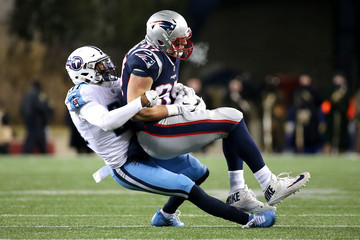 Kevin Byard Divisional Round - Tennessee Titans v New England Patriots