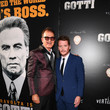 Kevin Connolly NY Premiere Of 'Gotti' Starring John Travolta, In Theaters June 15,2018