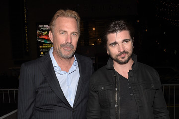 Kevin Costner 'McFarland, USA' Premieres in Hollywood — Part 3