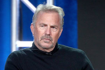 Kevin Costner 2018 Winter TCA Tour - Day 12