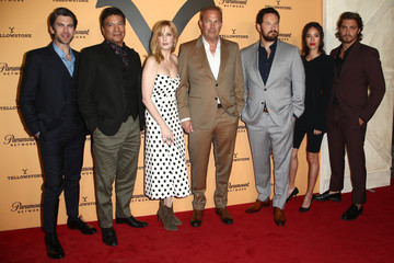 Kevin Costner Premiere Party For Paramount Network's 'Yellowstone' Season 2 - Arrivals