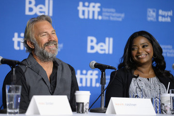 "Kevin Costner ""Black And White"" Press Conference - 2014 Toronto International Film Festival"
