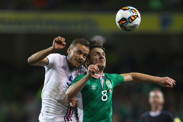 Kevin Doyle Republic of Ireland v Iceland - International Friendly